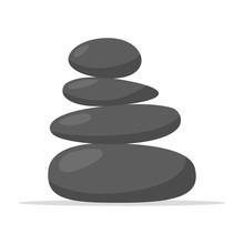 Spa Stones Icon