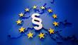 Leinwanddruck Bild - Europa - Digitalisierung und Recht