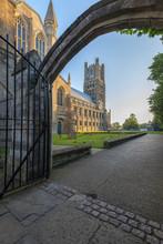 UK, England, Cambridgeshire, Ely, Ely Cathedral