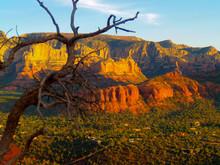 Sedona Arizona Desert Canyon Stream Creek River Hill Mountain Redrock Mesa Ghost Ghosttown Saloon