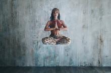 Young Woman Yogi