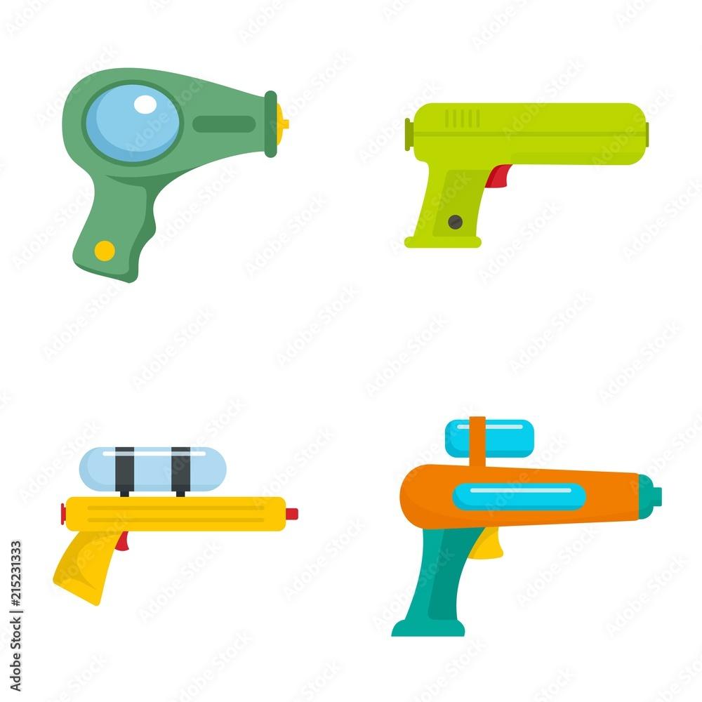 Wie man eine Squirt-Pistole macht