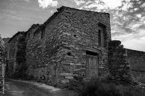 Old Rural Spanish Constructions