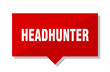 headhunter red tag