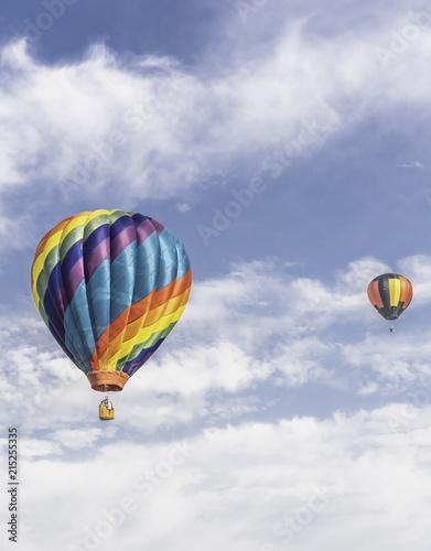Hot Air Ballooning Festival Fototapet
