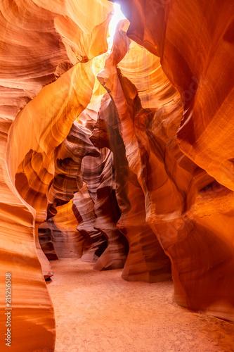 Keuken foto achterwand Rood traf. Upper Antelope Canyon