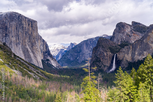 Keuken foto achterwand Verenigde Staten Yosemite national Park