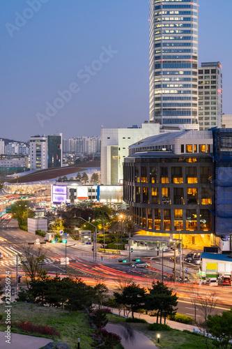 In de dag Aziatische Plekken Dongdaemun gate Seoul