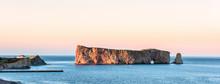 Famous Large Rocher Perce Rock...