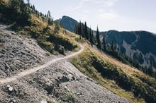 Hiking Trail Extending Through...