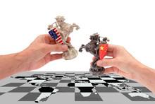 Trade War Between USA And Chin...