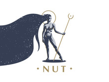 Egyptian Goddess Nut.