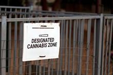 Designated Cannabis Zone