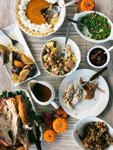 Thanksgiving: Dinner After Peo...