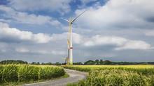 Construction Of Wind Turbine, ...