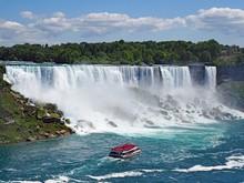 The American Falls At Niagara ...