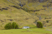Isolated Home In The Highlands...