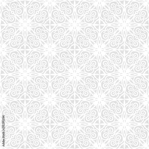 Foto  Ornate pattern for wrapping paper
