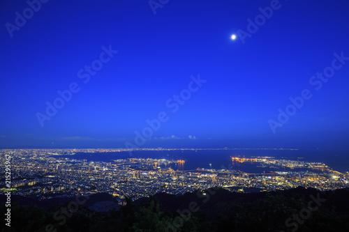 Foto op Plexiglas Asia land 神戸の夜景