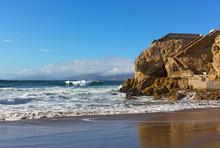 .Pacific Coastline With Sutro ...