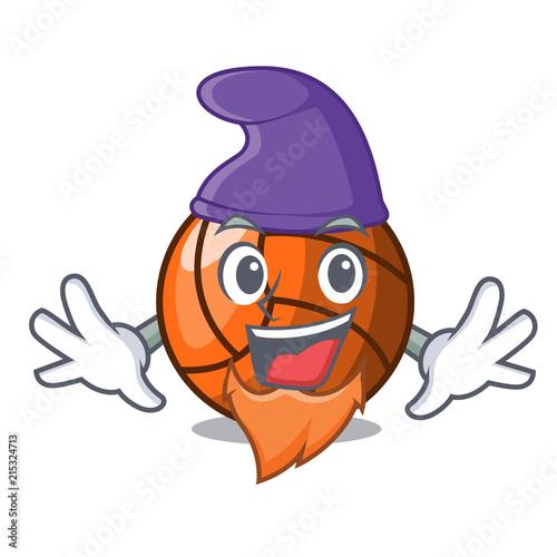 Photo  Elf volleyball character cartoon style