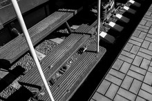Steps At The Entrance To The O...