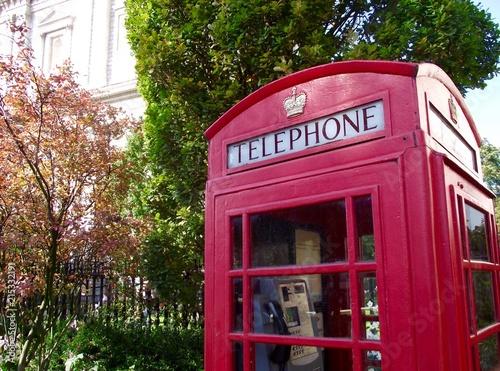 Fotografie, Obraz Phone box