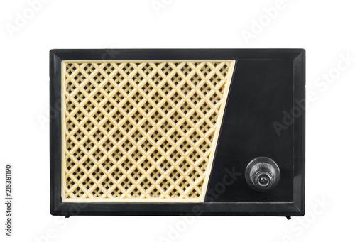 Fotografie, Obraz  Subscriber radio broadcasting receiver loudspeaker