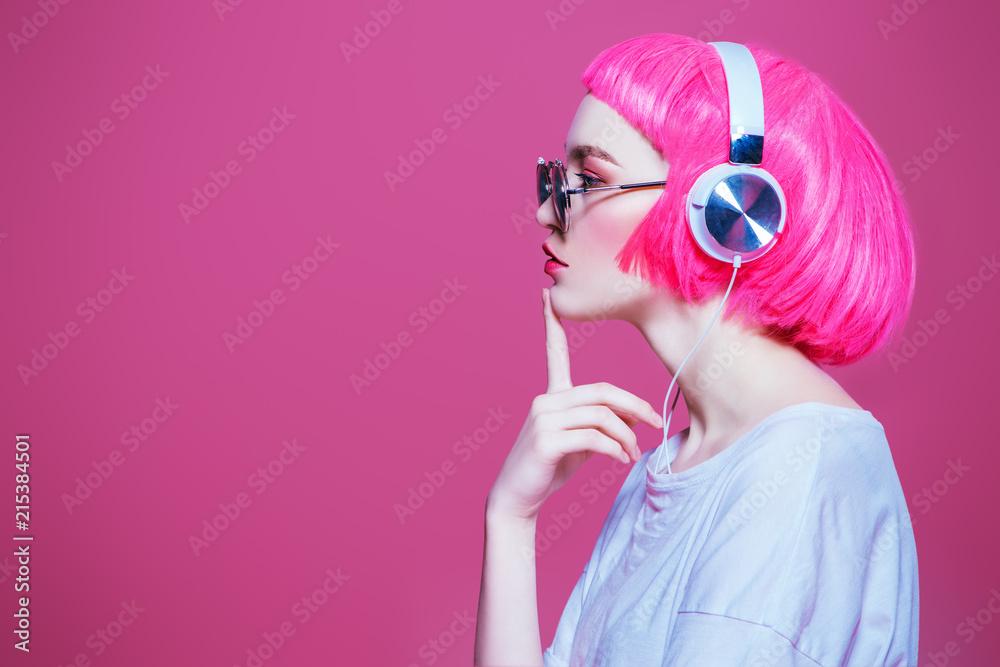Fototapeta music for life