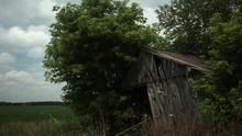 Timelapse Of Decaying Barn Ohio