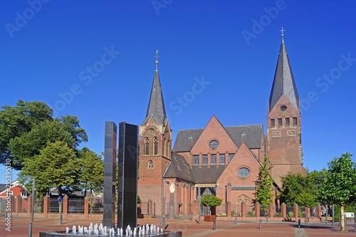 Photo St. Antonius-Kirche in KEVELAER am Niederrhein