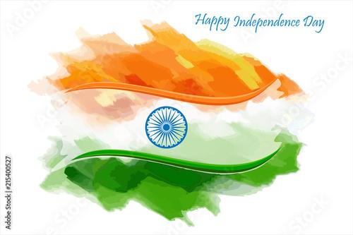 Papel de parede The Indian national flag