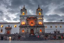 San Francisco De Quito, Ecuador