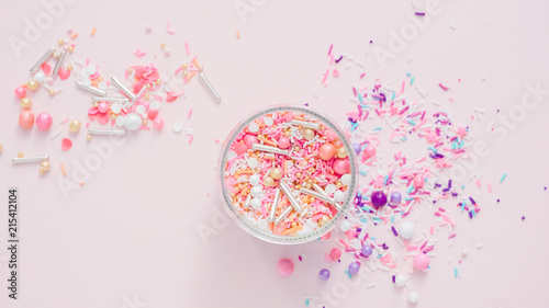 Fancy sprinkles - Buy this stock photo and explore similar