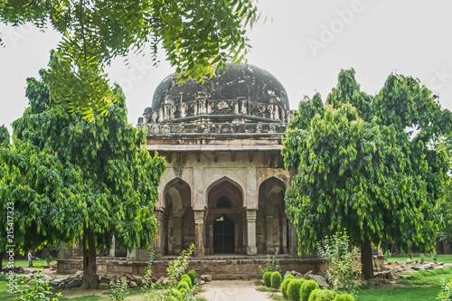 Idien- Delhi- Lohdi Garten