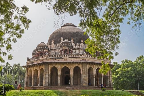 Tuinposter Delhi Idien- Delhi- Lohdi Garten