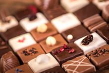 Assortment Of Fine Chocolate C...