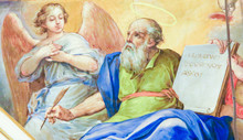 Fresco Depicting Matthew The E...