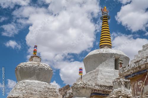 Indien- Ladakh- Lamayuro Kloster