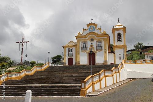 Spoed Foto op Canvas Zuid-Amerika land São João Del Rei - Minas Gerais - Brazil