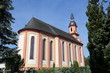 canvas print picture - Kirche St. Paulin in Trier