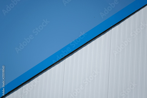 Fassade Betriebsgebäude