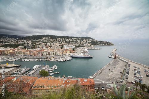 In de dag Nice Francia,Nizza,il porto turistico.