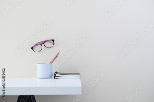 Fotografie, Obraz  Modern office's work environment