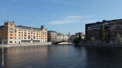 Staande foto Stockholm Stockholm