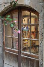 Old Bookshop In Lyon