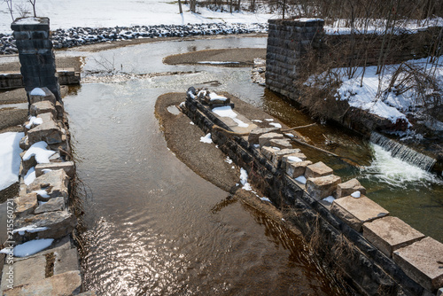 Fotografie, Obraz  Erie Canal Towpath