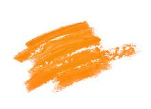 Splash Of Paint Strokes Isolated