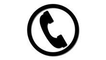 Cell Phone Icon Incoming Call ...