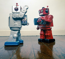 Fight Club Robot Concept On A ...